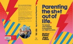 BOOK TOUR: Parenting the Shit out of Life