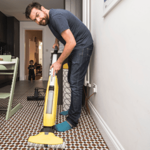 karcher mat cleaning